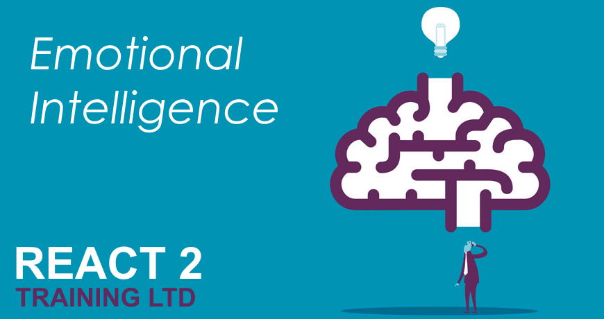 Emotional Intelligence Courses in Cardiff | React 2 Training Ltd